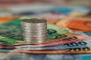Geld Spruchdestages