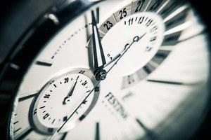 Stunden Leben Zeit Spruchdestages