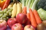 An reifem Obst und rohem Gemüse können Sie sich nie überessen.