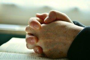Glaube Spruchdestages