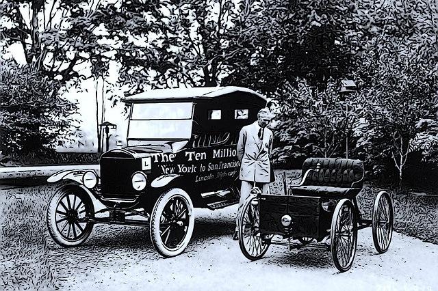 Kunden Ford Spruchdestages