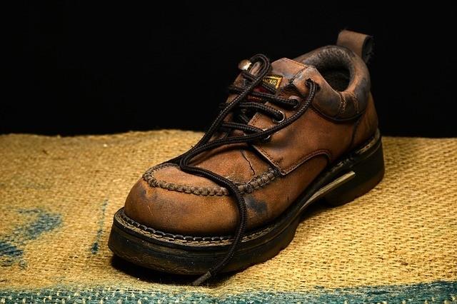 Sklave Schuhe Spruchdestages