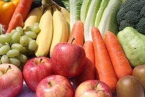 Energie Obst Gemüse Spruchdestages
