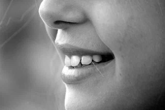 Lächeln Spruchdestages