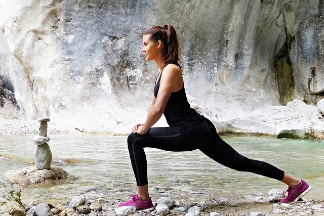 Sport Erholung und Entspannung Spruchdestages