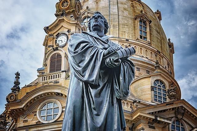 Glauben Martin Luther Spruchdestages
