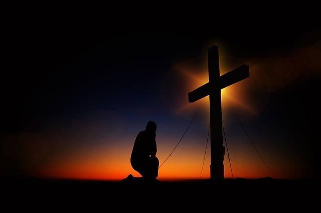 Kraft Gebet Spruchdestages